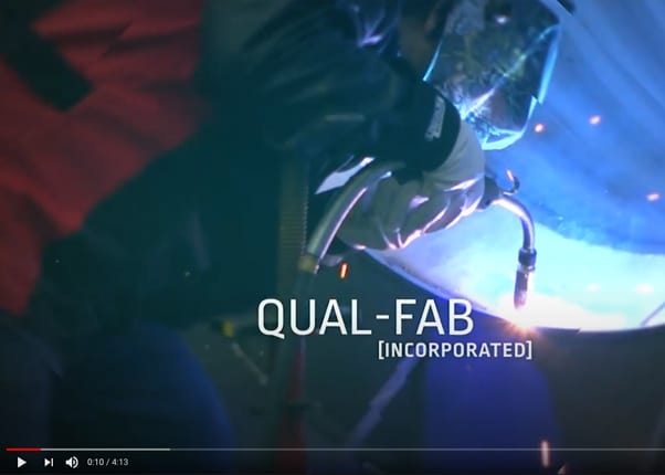 Qual-Fab Inc. Relies on Lincoln Electric for Stainless and Nickel Alloy Welding Fabrication