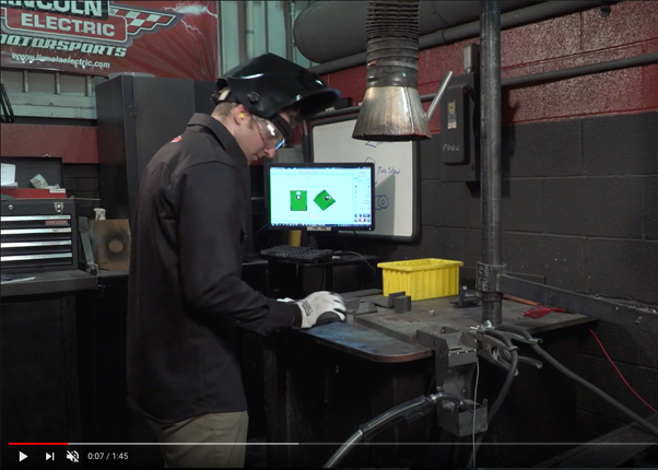 Weld Sequencer Process Control Tehnology