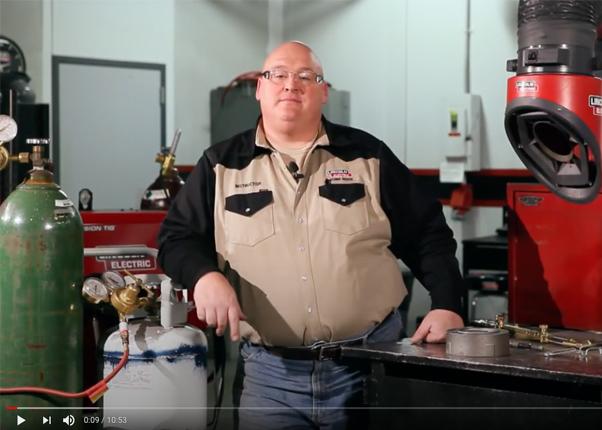 Repairing a Crack in Cast Iron